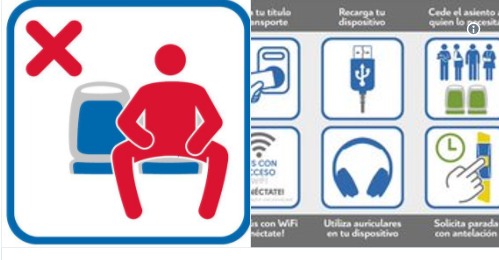 "Madrid Bans ""Manspreading"" On Public Transport, Inspires Hashtag #MadridSinManspreading"
