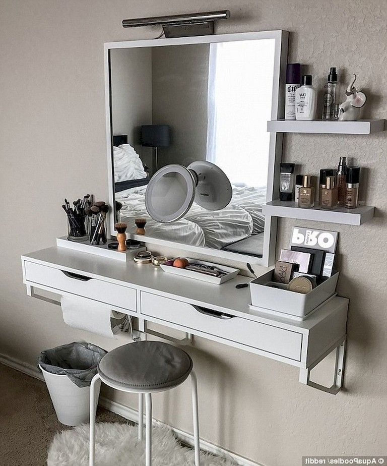 62+ Stunning IKEA Hacks Decorate Bedroom On A Budget