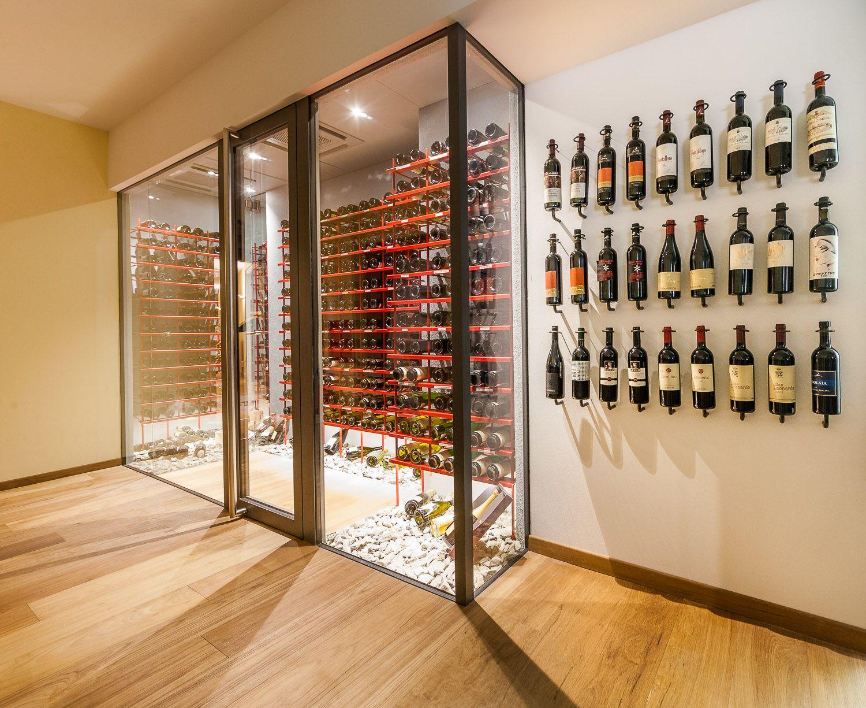 Moderner Weinschrank - frigo vino moderno - modern wine cupboard ...