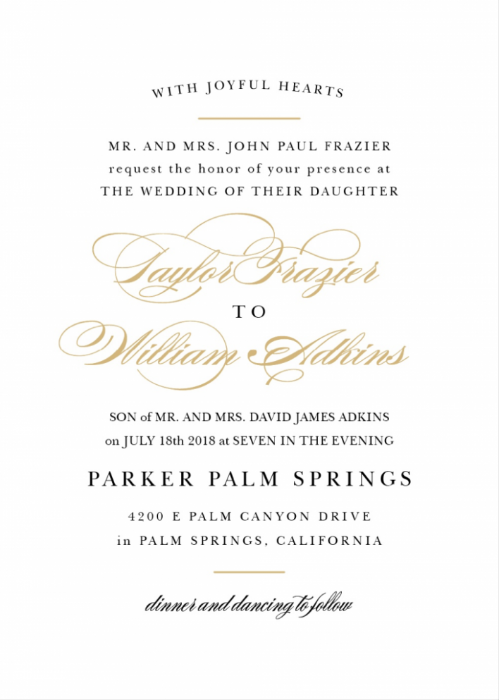 14 Reliable Sources To Learn About Wedding Invitation