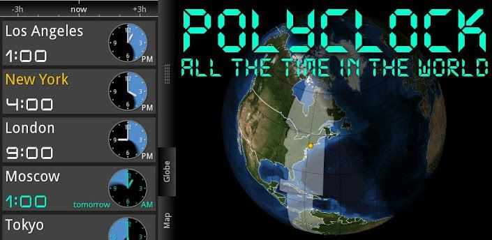 Polyclock World Clock Full V3 7 Apk Requirements Android 2 1