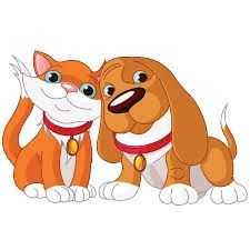 image result for cartoon cat dog clip art waterfront walks logo rh pinterest co uk clipart cat dog fight clipart cat dog fight