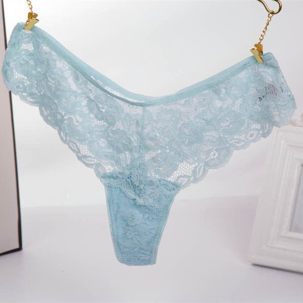 ca15156b9f4f 5XL~S Plus Size Underwear Women Sexy Panties VS Female Seamless Full Lace  Lingerie Women G String 5XL/4XL/3XL/2XL/XL Thong PM504