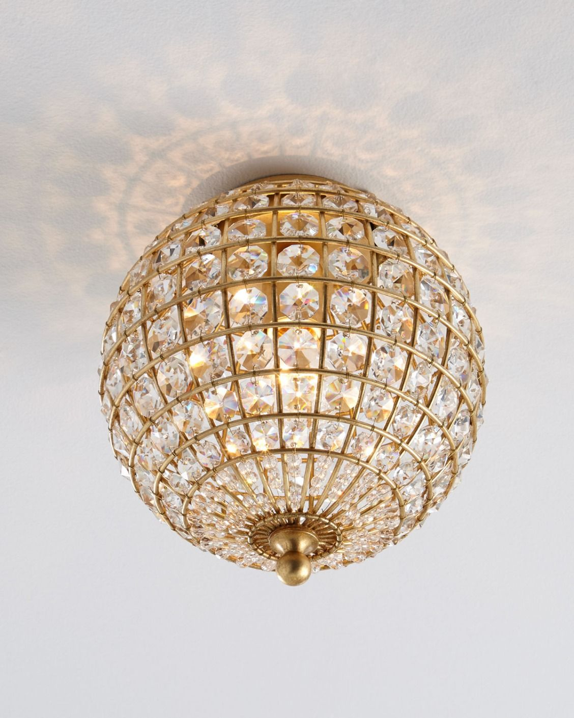 Aerin Renwick Small Flush Mount Ceiling Fixture