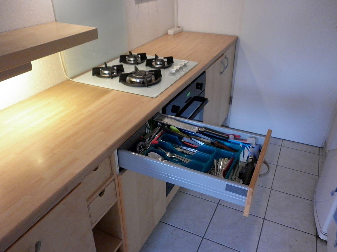 Vendu prix 250 cuisine ikea avec 5 l ments bas - Ikea cuisine range bouteille ...