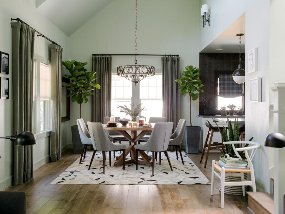 Dining Room Pictures From HGTV Urban Oasis 2016 | HGTV Urban ...