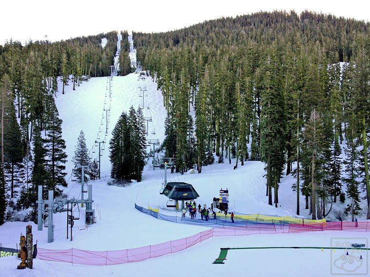 Sierra at Tahoe Review for family Skiing, Snowboarding