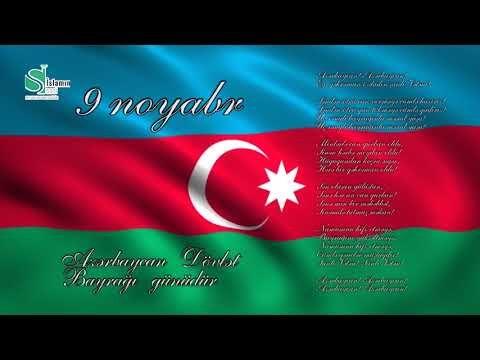 9 noyabr Azərbaycan Dövlət Bayrağı günü #islaminSəsi - YouTube