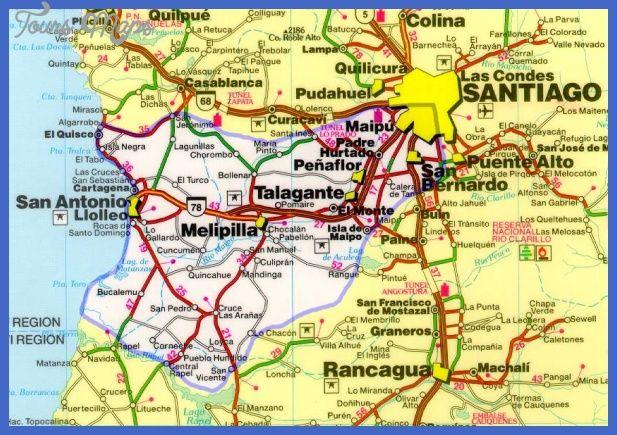 Santiago Subway Map.Nice Santiago Subway Map Tours Maps Subway Map Santiago Map