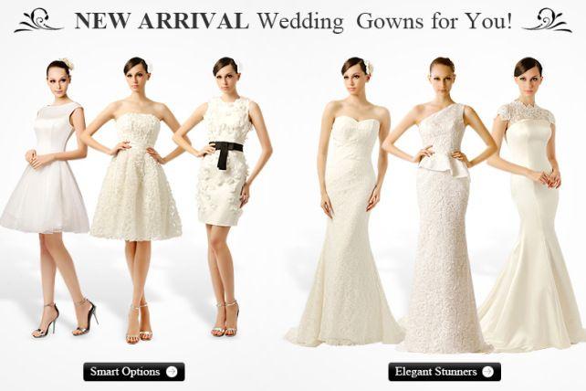 Wedding Dresses 2015 Spring