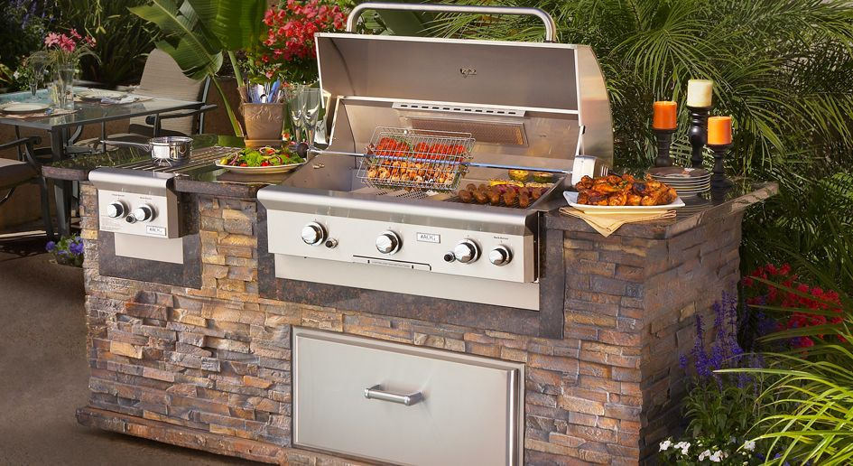 American Outdoor Grill |  In Grills To Match Your Custom Outdoor Kitchen.  Choose Your