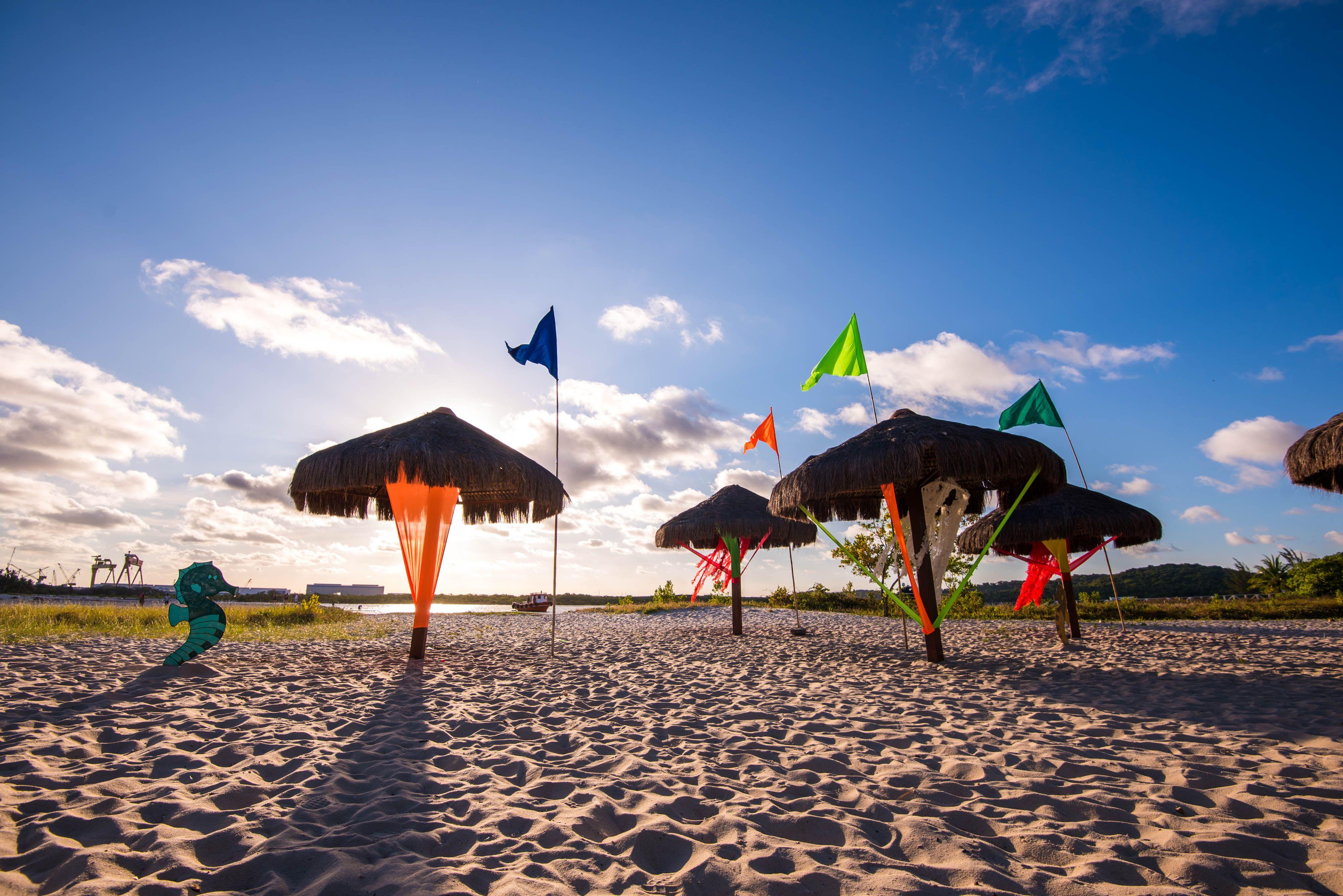 Sunset Vila Gale Eco Resort Do Cabo Pernambuco Brasil Vilas