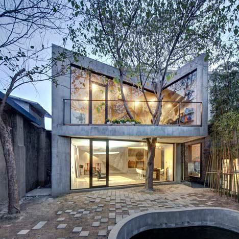 Shanghai, China A project by: Archi-Union Architecture ... on