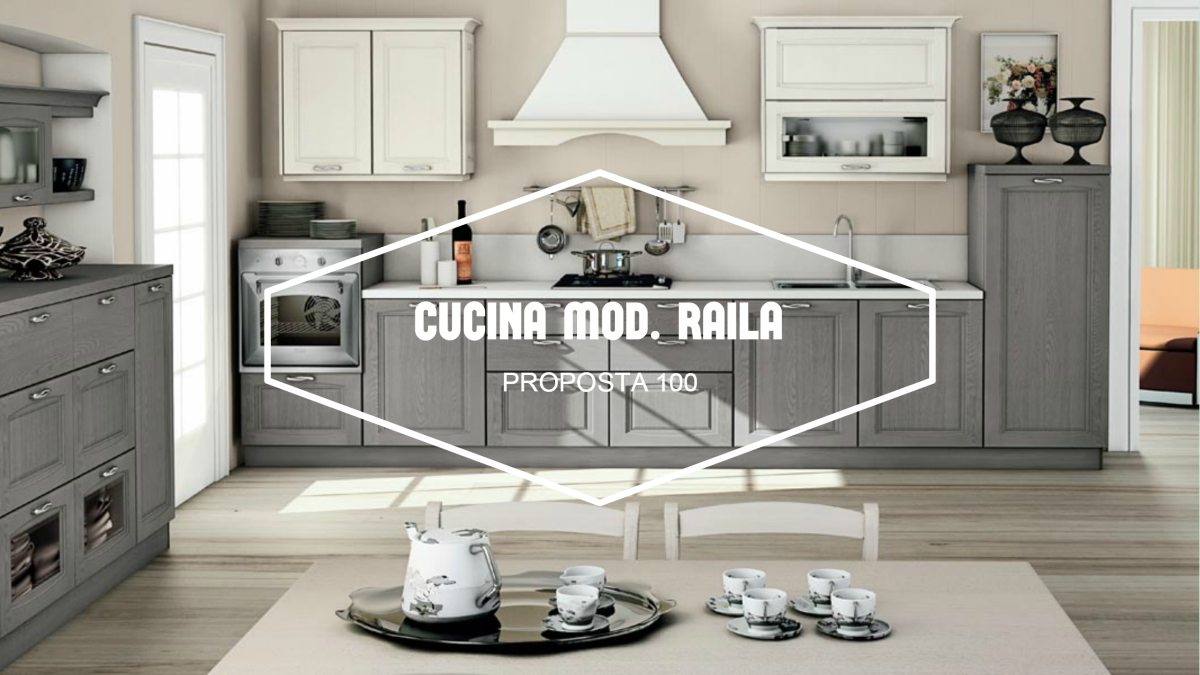 Accostamenti In Cucina cucina mod. raila • 420 cm | cucine moderne, cucine, bugna