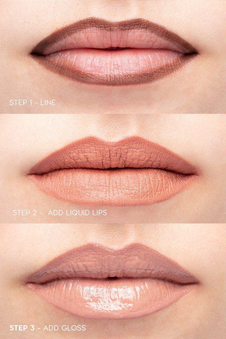 Liquid Lipsticks ColourPop (With images) Wet lips