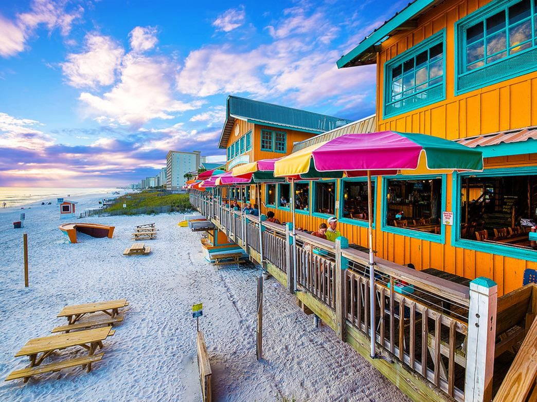 Fried Fish And Flip Flops The Best Spots For Seafood In The Florida Panhandle Visit Florida Florida Vacation Panama City Beach Florida