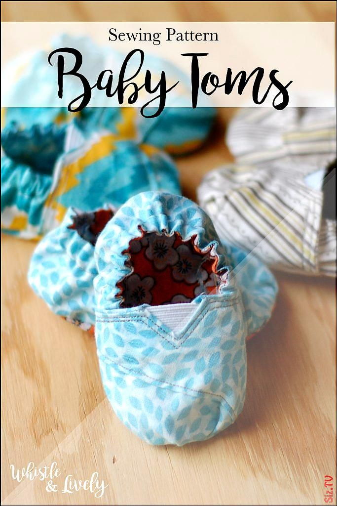 Tom 39 s Inspired Baby Shoes Sew your Little One these adorable little baby shoes inspired by Tom 39 s With practice anyone can make these cute Tom 39 s Inspired Baby Sho...