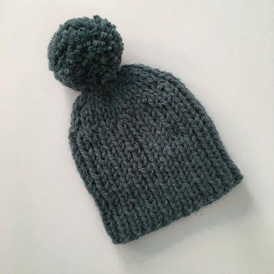 Free Pattern This Is A Quick And Easy Hat Pattern Suitable For