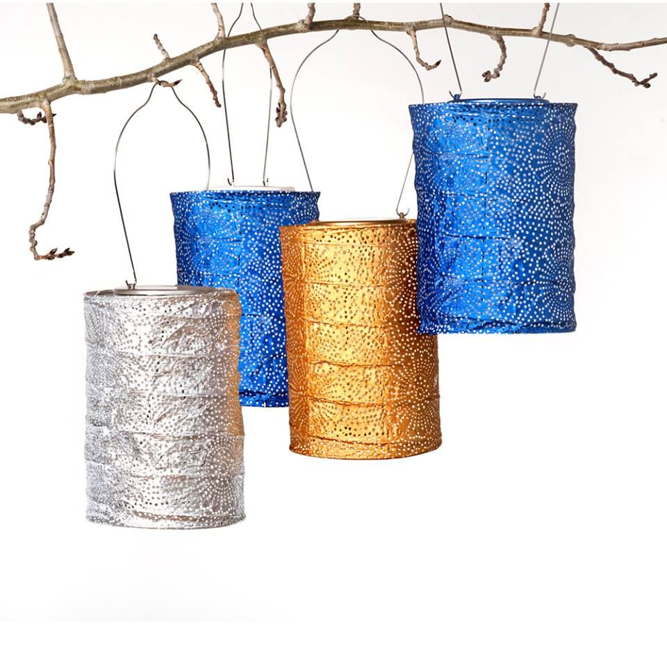 Mix And Match Solar Lanterns From Allsop Home U0026 Garden.. Perfect For The  Holiday