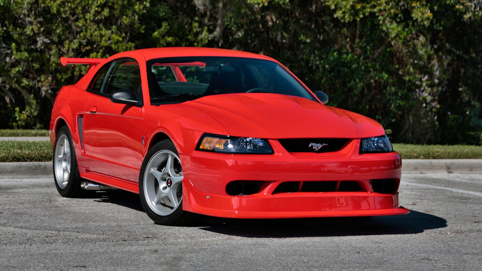 2000 Ford Mustang Svt Cobra R 1 Print Image 2000 Ford
