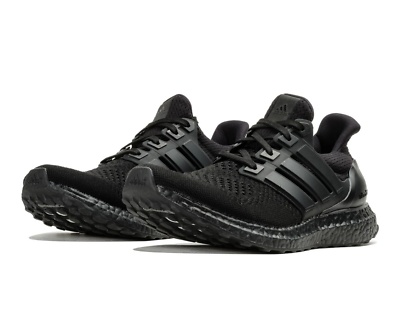 Ad Ebay Adidas Ultra Boost Ltd 1 0 Triple Black Uk10 Us10 5 Eu44 2 3 Bn W Tags Bb4677 Adidas Ultra Boost All Black Sneakers Adidas Originals Mens