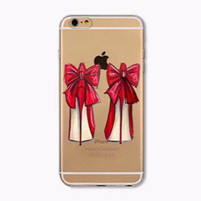 Red Heels iPhone Case