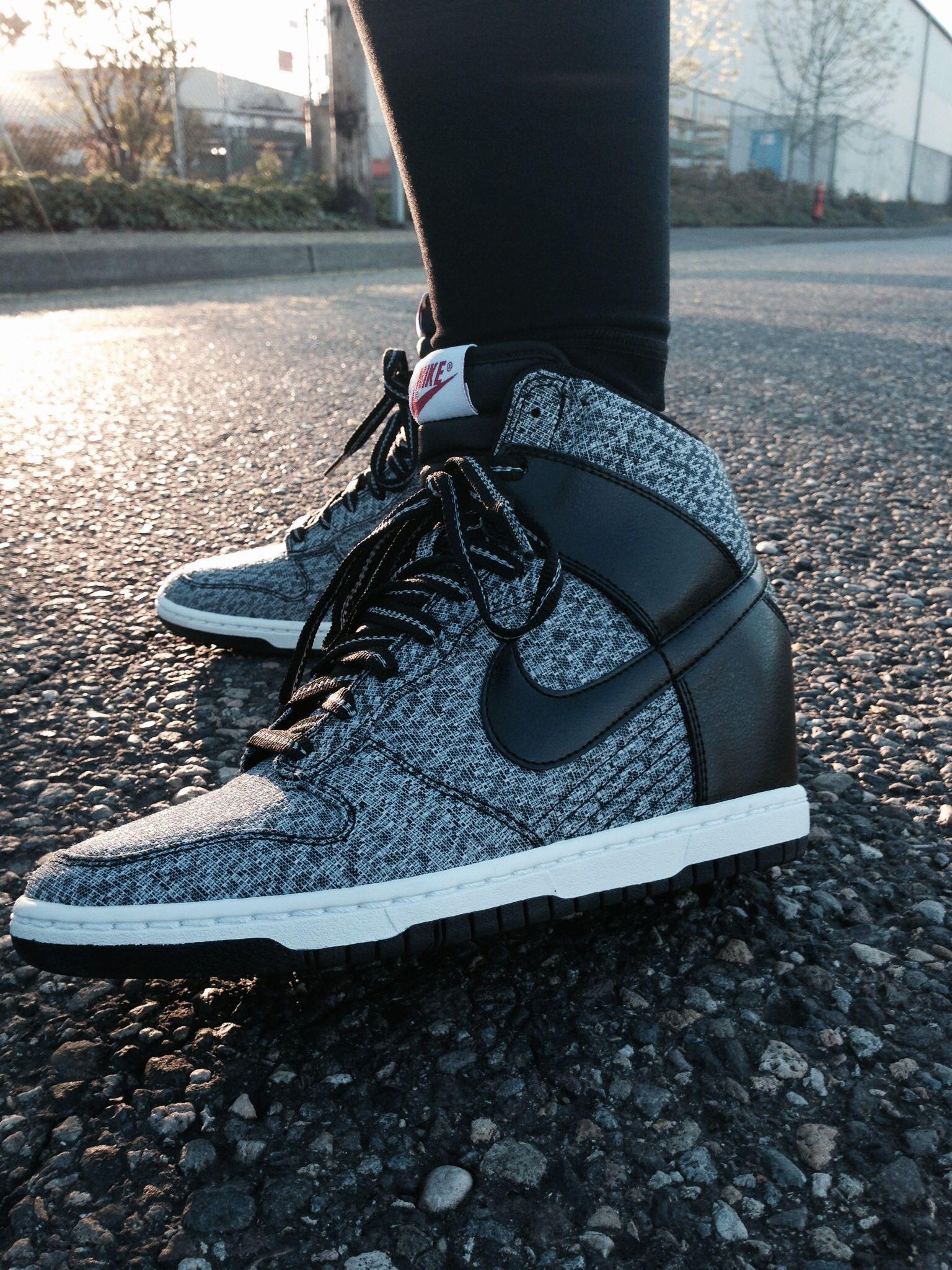 Sweet new Nike platforms! 😍 | Sneakers