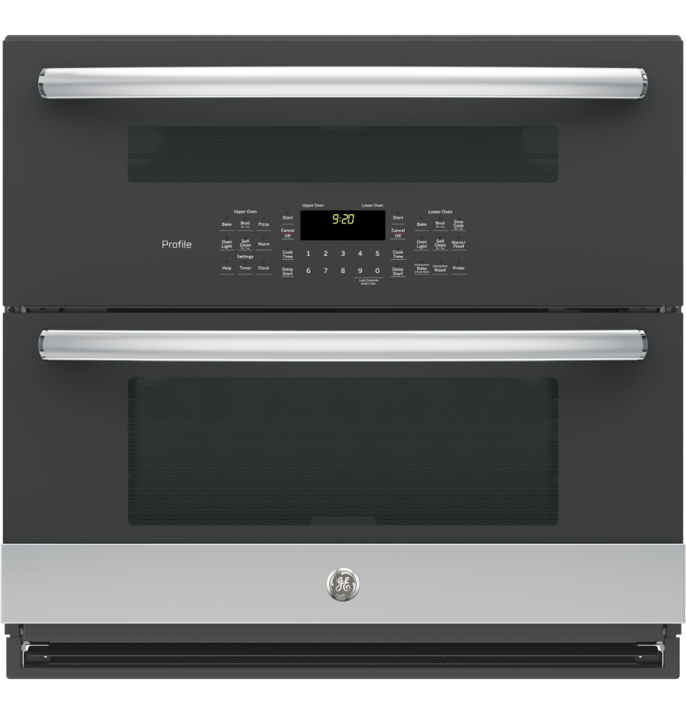 Ge Profile 30 Built In Twin Flex Convection Wall Oven Pt9200slss Ge Appliances Double Electric Wall Oven Electric Wall Oven Wall Oven