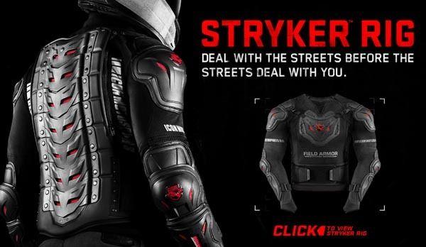 Icon Stryker Rig