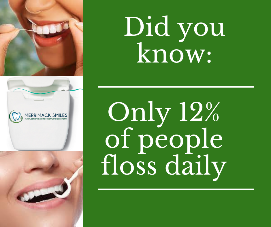 #Dental Fact: Only 12% of people floss daily.⠀ ⠀ Be the exception! Stand out from the crowd! Let your Floss Fly! ⠀ ⠀ Please floss, we promise to give you more the next time we see you :)⠀ ⠀ #dentalfacts #Dental Fact: Only 12% of people floss daily.⠀ ⠀ Be the exception! Stand out from the crowd! Let your Floss Fly! ⠀ ⠀ Please floss, we promise to give you more the next time we see you :)⠀ ⠀ #dentalfacts #Dental Fact: Only 12% of people floss daily.⠀ ⠀ Be the exception! #dentalfacts