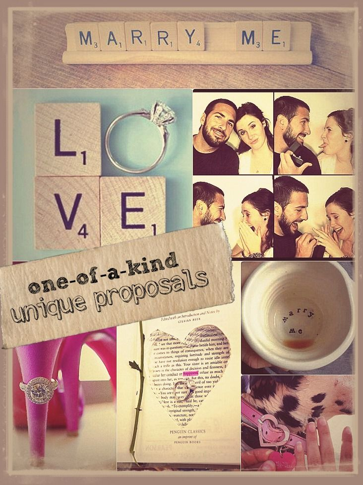 Top 10 Unique Proposal Ideas Pop The Question In Style