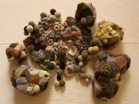 表現する編み物へ!