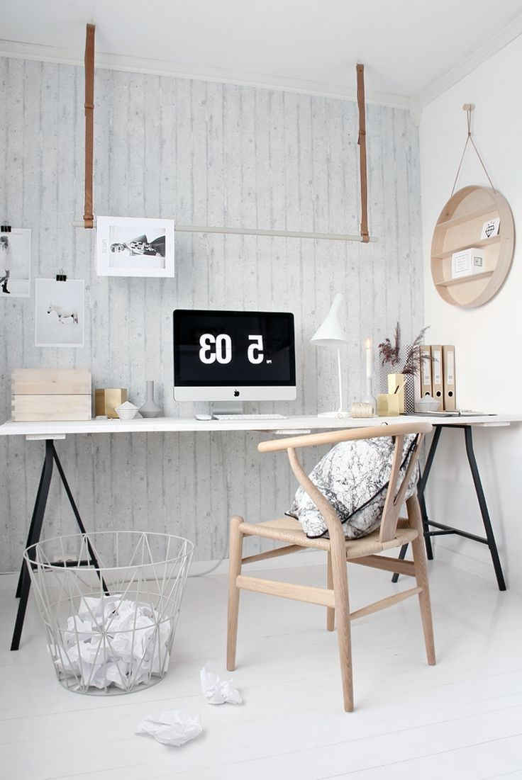 Compact Swedish Design Office Furniture Home Office Stylish ...