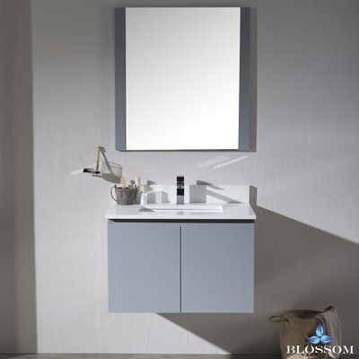 Orren Ellis Maly 30 Single Bathroom