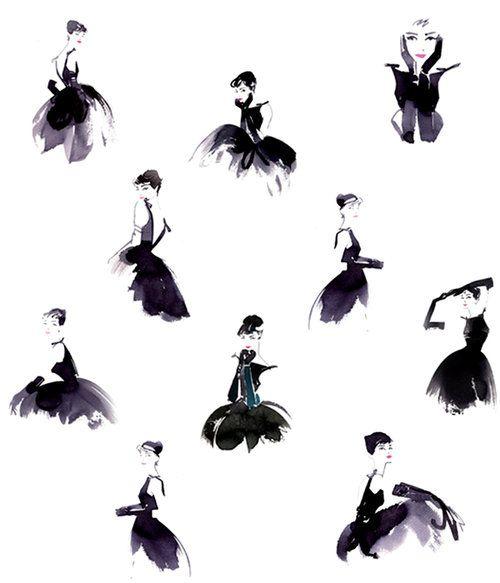 Heart Audrey Hepburn