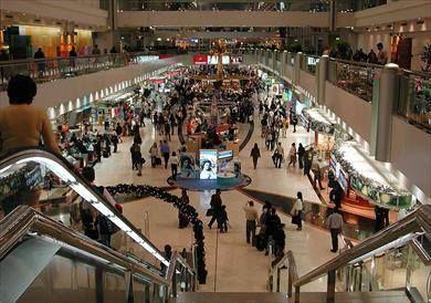 1 5 مليار إيرادات مستهدفة لـمصر للطيران للأسواق الحرة تستهدف شركة مصر للطيران للأسواق الحرة وصول إير Dubai International Airport Dubai Dubai Airport