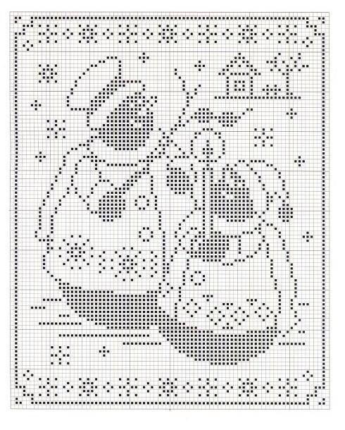 filet crochet pinteres. Black Bedroom Furniture Sets. Home Design Ideas