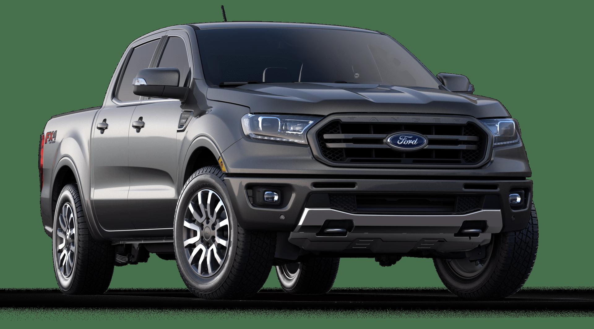 Exterior View Of 2019 Ranger Ford Ranger 2019 Ford Ranger 2020 Ford Ranger