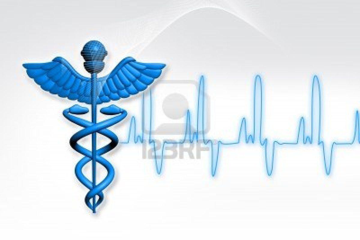Symbol Of Medicine With Ecg Healthcare Pinterest Symbols And