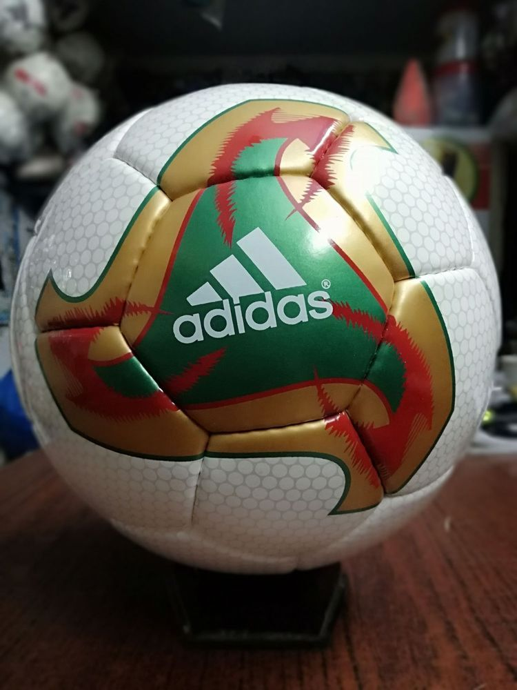 Adidas Fevernova Official Match Ball Fifa World Cup Ball 2002 No 5 Fifa World Cup Ball Fifa