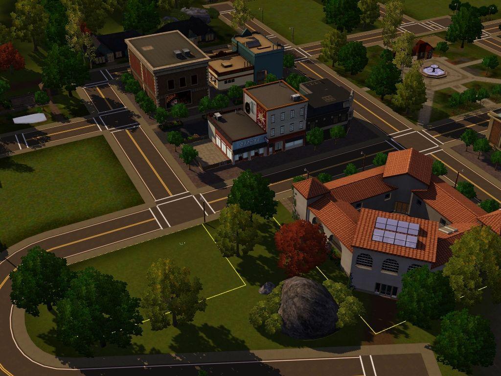 Cloverdale Custom Worlds Sims 3 Worlds Cloverdale World
