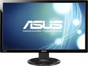 ASUS VG278HE - 3D LCD-Monitor - 68.6cm, 27 Zoll, FullHD, HDMI, DVI, VGA