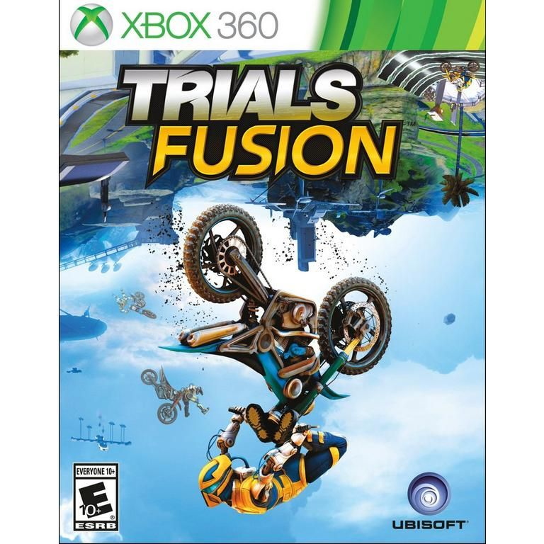 Ubisoft Digital Trials Fusion Xbox 360 Download Now At Gamestop Com Xbox One Games Ps4 Games Ps4 Racing Games