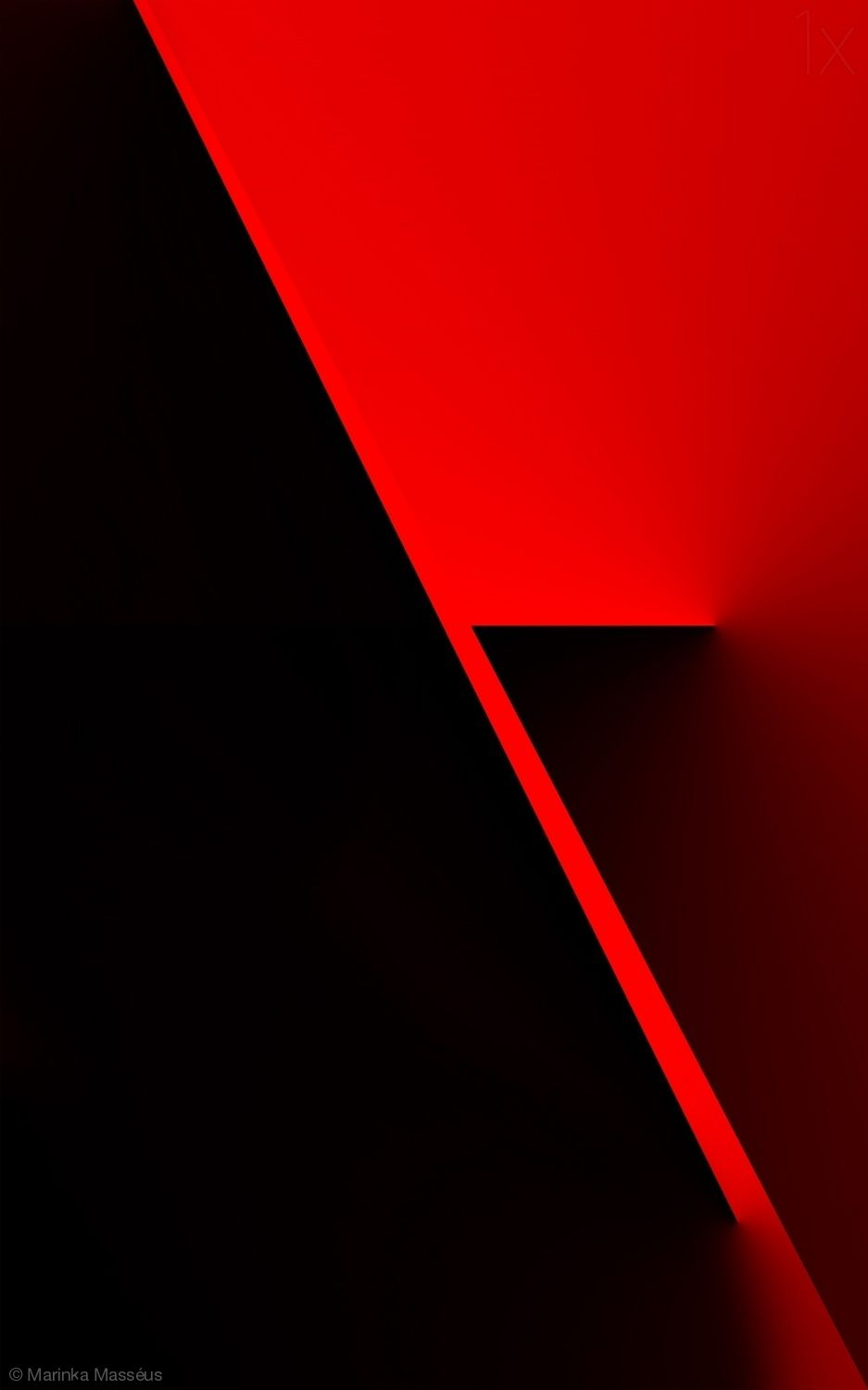 Red By Marinka Masseus Red And Black Wallpaper Android Wallpaper Red Red Wallpaper
