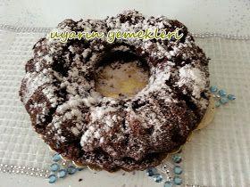 Uyarın Yemekleri: Muhallebili kek