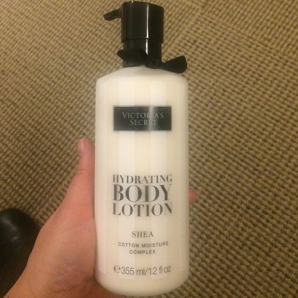 Victoria's Secret shea hydrating body lotion. Used once. 12 fluid ounces. Victoria's Secret Other