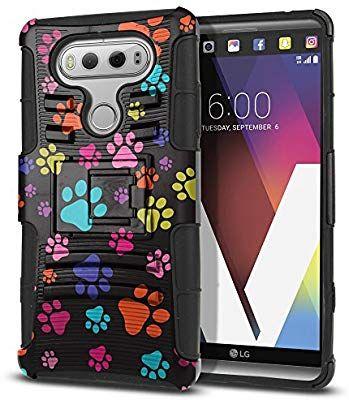 the latest 63ec2 77a33 Amazon.com: FINCIBO Case Compatible with LG V20 VS995 H990 LS997 ...