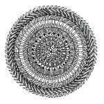Free Mandala pages
