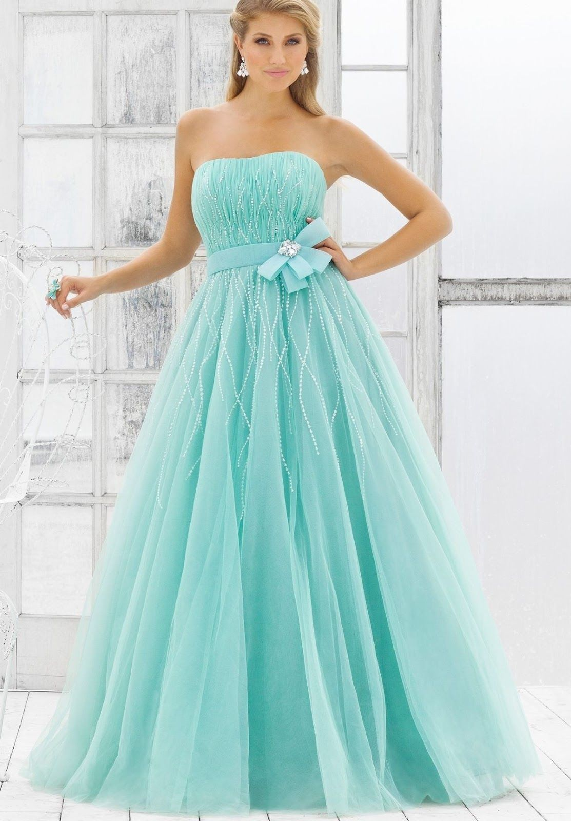 WhiteAzalea Ball Gowns: Delicate Ball Gowns Make You a Fair Lady ...