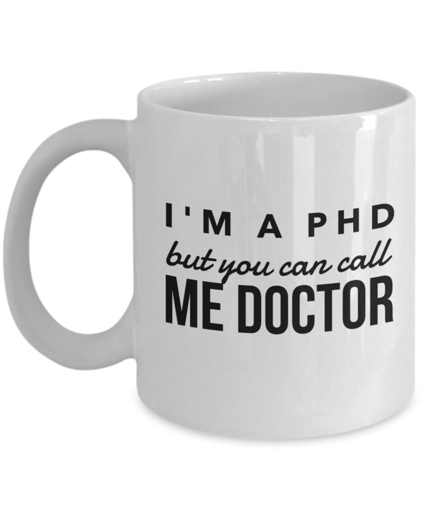 Phd Gifts Idea- Phd Graduation Gifts- Phd Mug- Phd Comics Mug- Phd ...